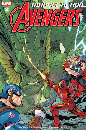 Marvel Action Avengers #2