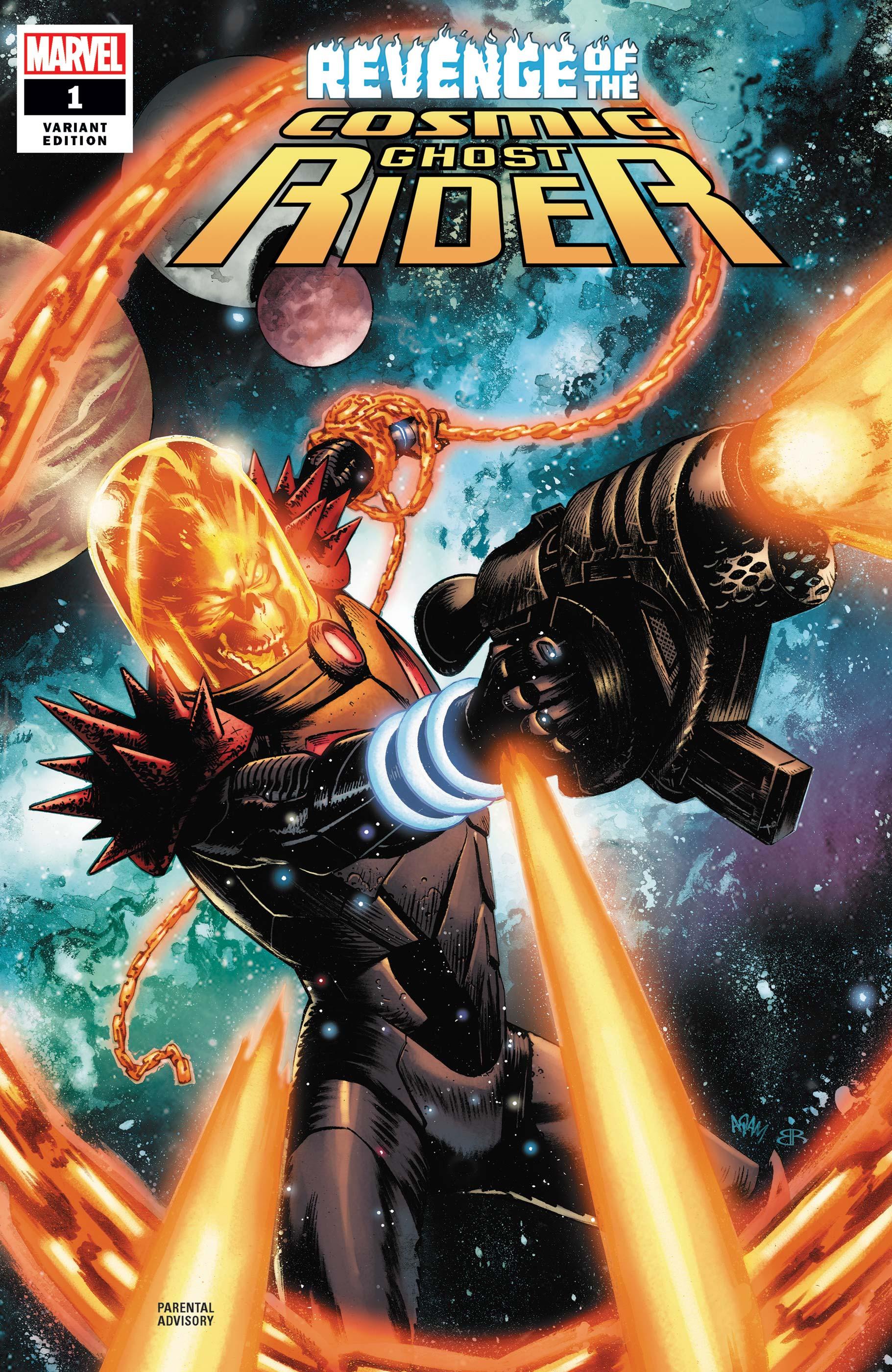 Revenge of the Cosmic Ghost Rider (2019) #1 (Variant)