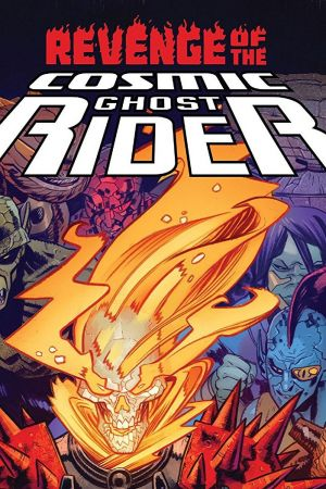 Revenge of the Cosmic Ghost Rider (2019 - 2020)