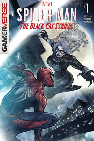 Marvel's Spider-Man: The Black Cat Strikes #1