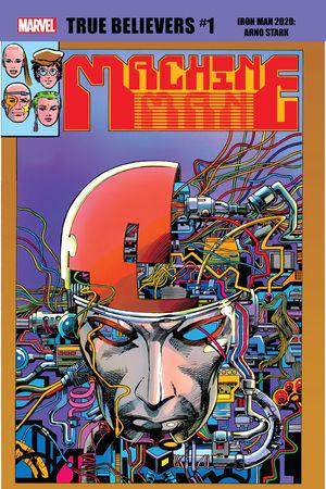 True Believers: Iron Man 2020 - Arno Stark #1
