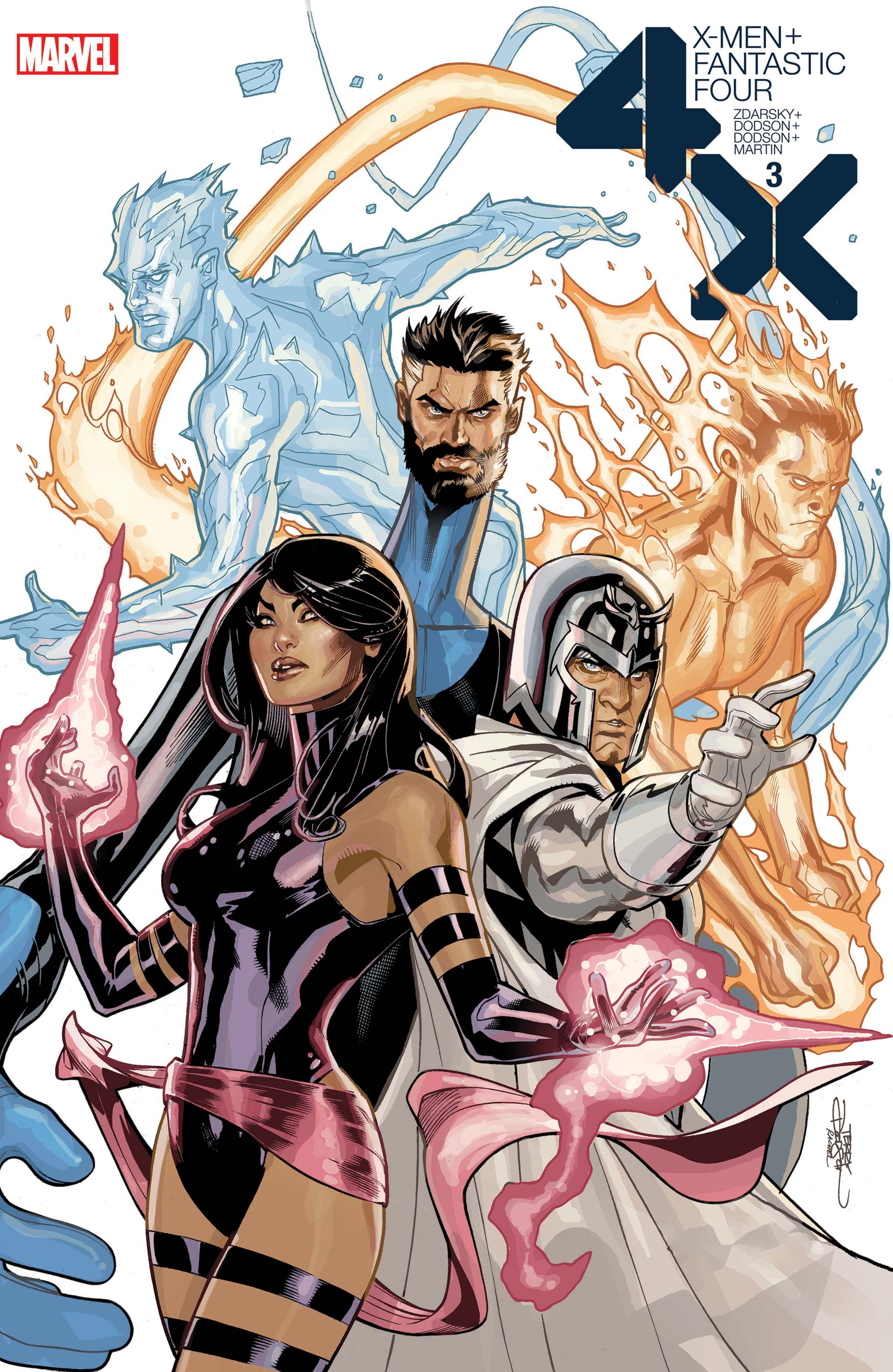 X-Men/Fantastic Four (2020) #3
