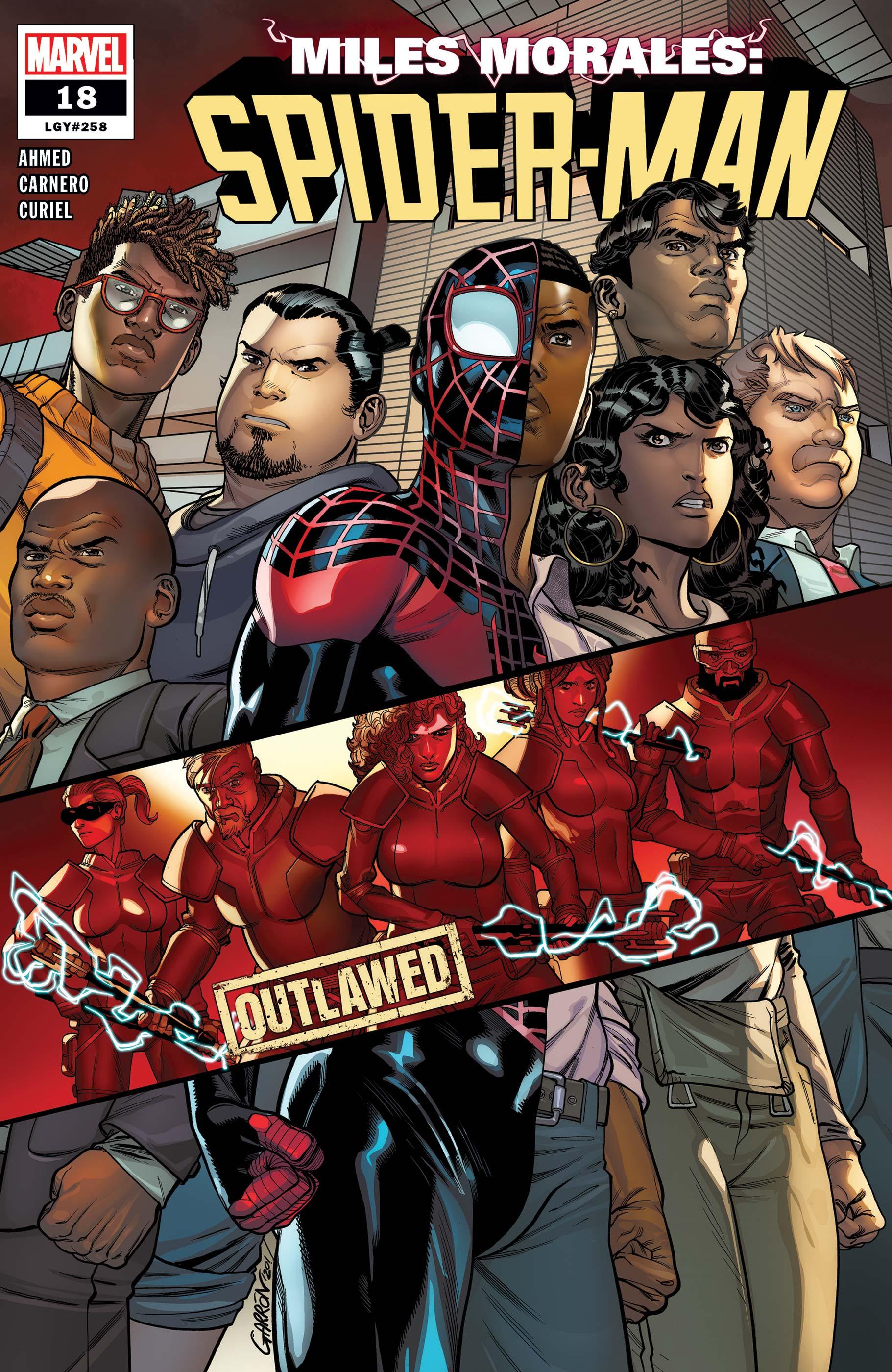 Miles Morales: Spider-Man (2018) #18