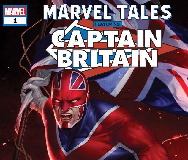 MARVEL TALES: CAPTAIN BRITAIN 1 #1