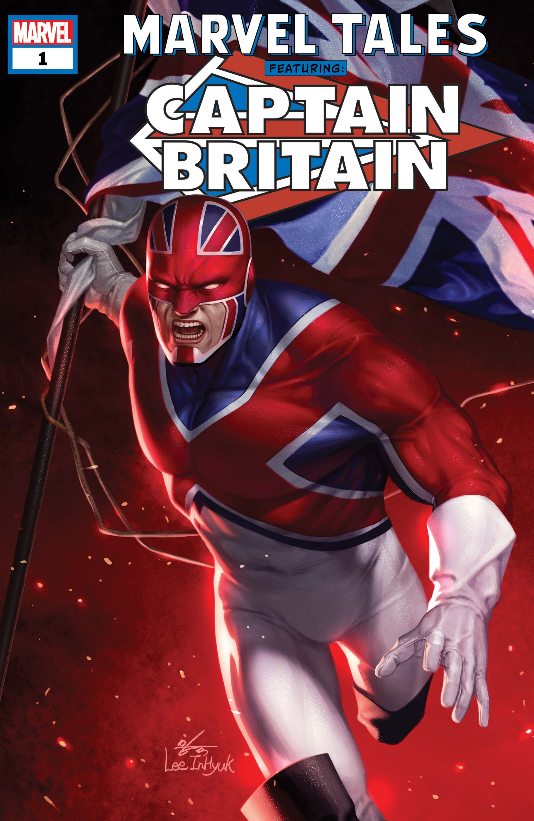 Marvel Tales: Captain Britain (2020) #1