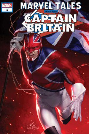 Marvel Tales: Captain Britain #1