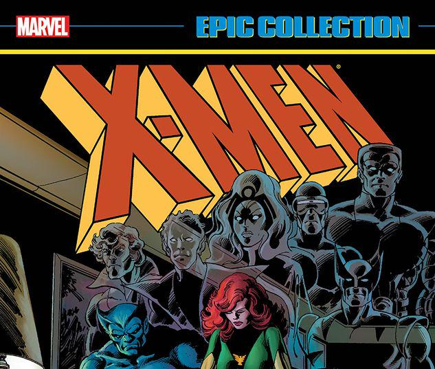 X-MEN EPIC COLLECTION: PROTEUS TPB #1