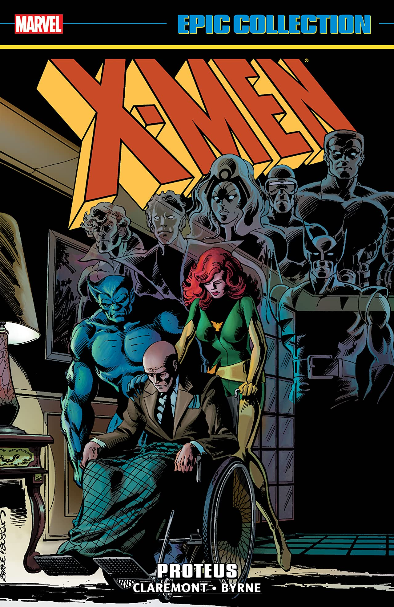 X-Men Epic Collection: Proteus (Trade Paperback)
