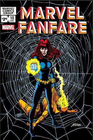 MARVEL FANFARE 10 FACSIMILE EDITION (2020) #1