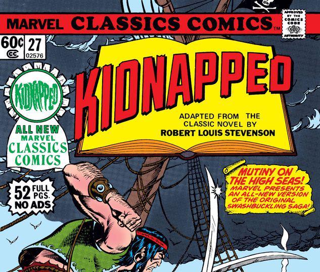 Marvel Classics Comics Series Featuring #27