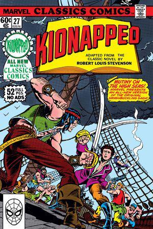 Marvel Classics Comics Series Featuring (1976) #27