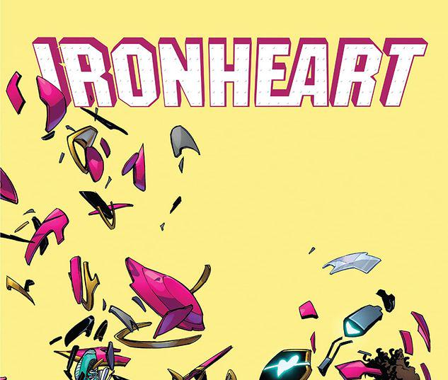 IRONHEART: MEANT TO FLY GN-TPB #2