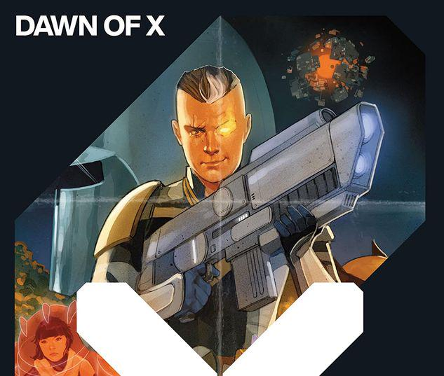 DAWN OF X VOL. 9 TPB #3