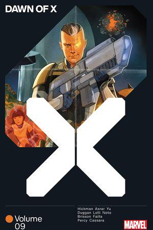 Dawn Of X Vol. 9 (Trade Paperback)