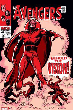 Avengers Facsimile Edition (2020) #57