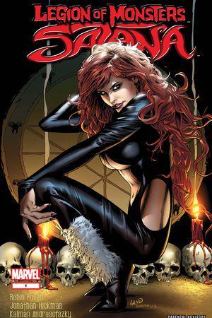 Legion Of Monsters: Satana #1