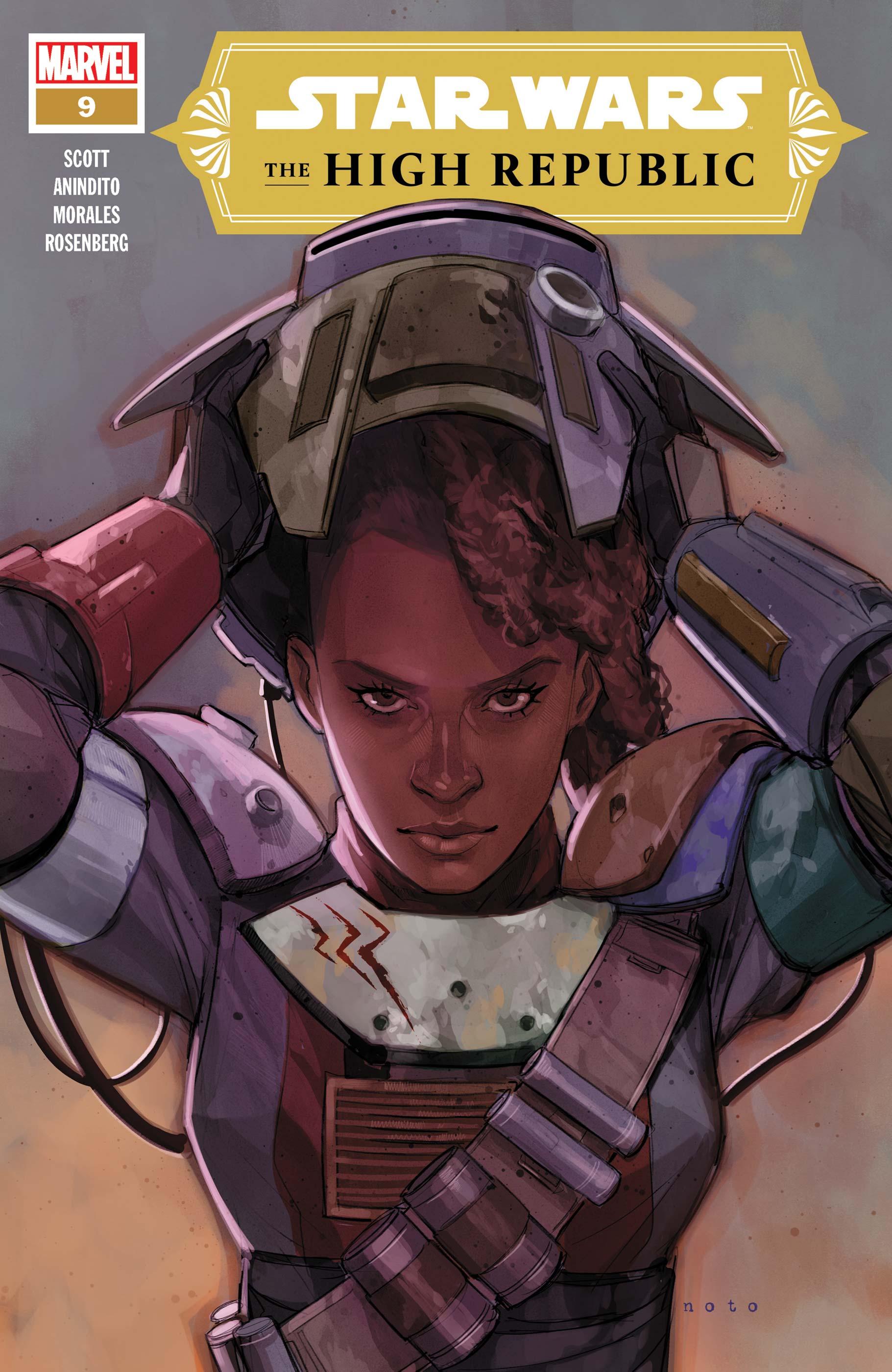 Star Wars: The High Republic (2021) #9