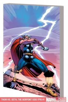 Thor Vs. Seth, the Serpent God (Trade Paperback)