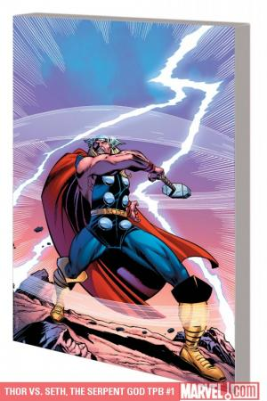 Thor Vs. Seth, the Serpent God (Trade Paperback)