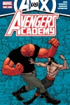 Avengers Academy #30 cover by Giuseppe Camuncoli