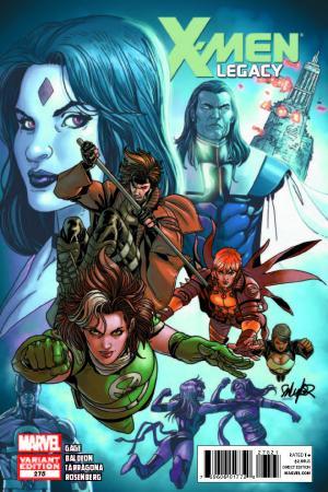 X-Men Legacy (2008) #275 (Final Variant)