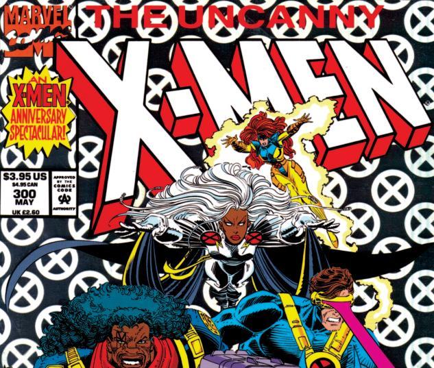Uncanny X-Men (1963) #300 Cover