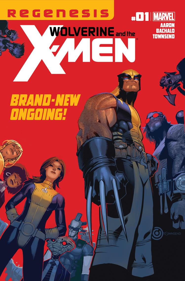 Wolverine & the X-Men (2011) #1
