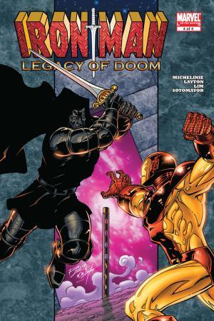 Iron Man: Legacy of Doom #3