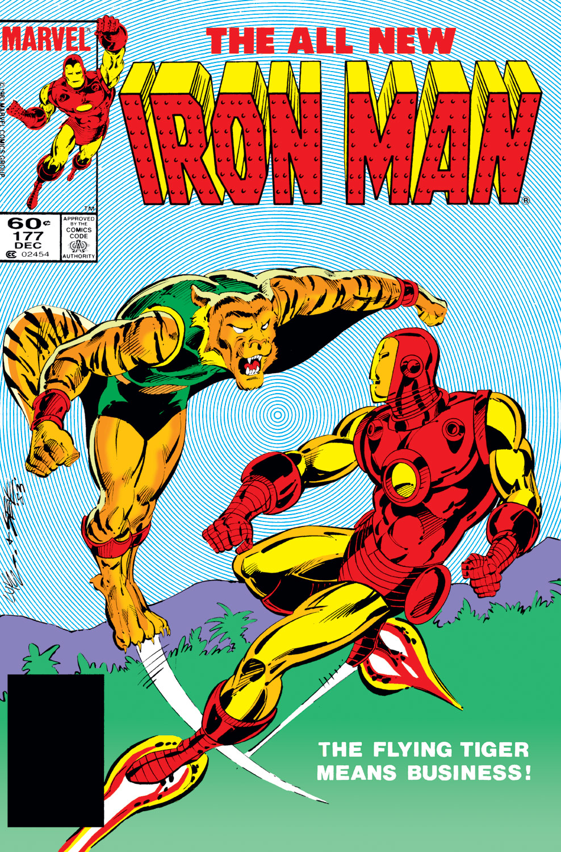Iron Man (1968) #177