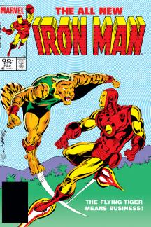 Iron Man #177