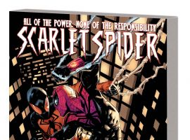 SCARLET SPIDER VOL. 3: THE BIG LEAGUES TPB