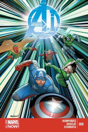 Avengers A.I. #9