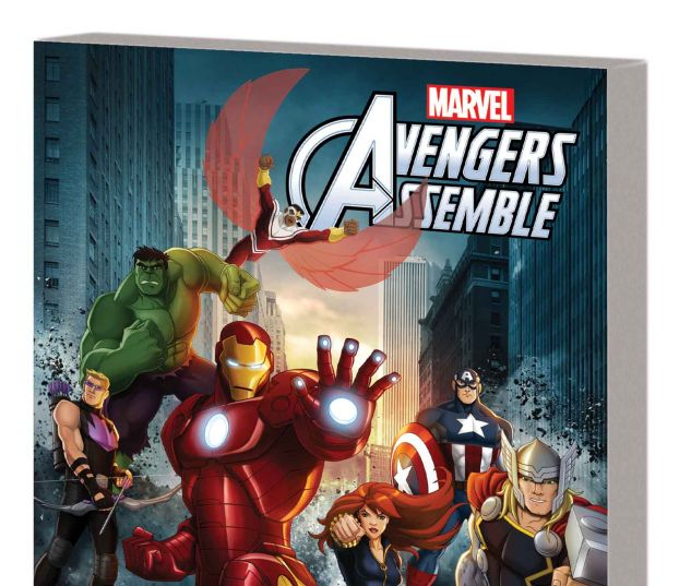 MARVEL UNIVERSE AVENGERS ASSEMBLE VOL. 1 DIGEST