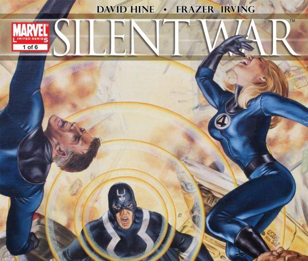 Silent War #1