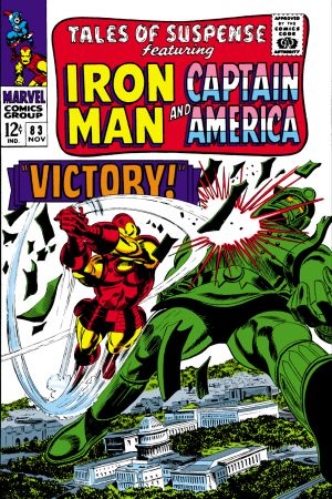 Tales of Suspense (1959) #83