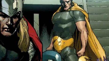 Marvel AR: Avengers #30 Cover Recap