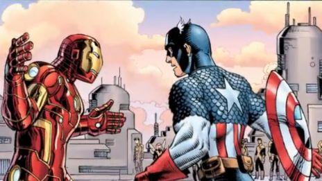 Marvel AR: AVX #3: Iron Man Art Evolution