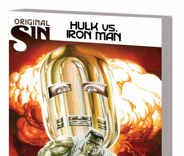 ORIGINAL SIN: HULK VS. IRON MAN TPB