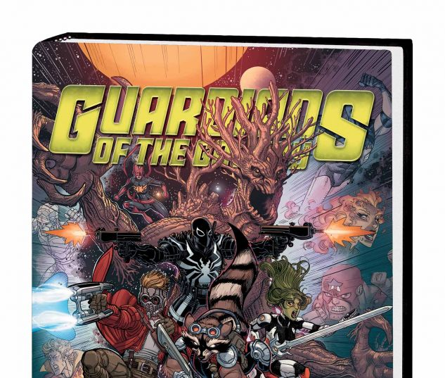 GUARDIANS OF THE GALAXY VOL. 3: GUARDIANS DISASSEMBLED PREMIERE HC (MARVEL NOW, WITH DIGITAL CODE)
