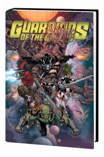 Guardians of the Galaxy Vol. 3: Guardians Disassembled (Hardcover)