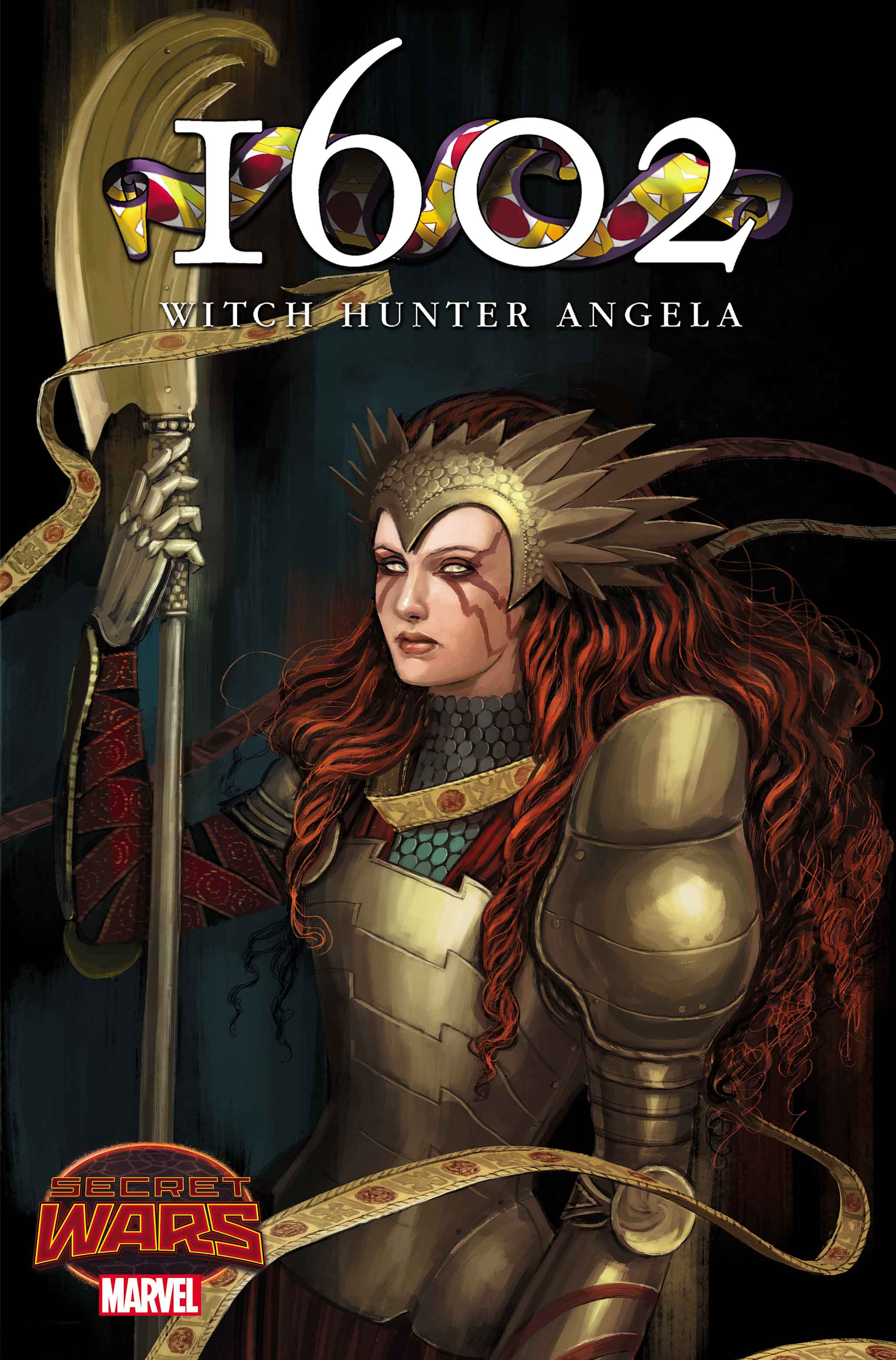 1602 Witch Hunter Angela (2015) #1