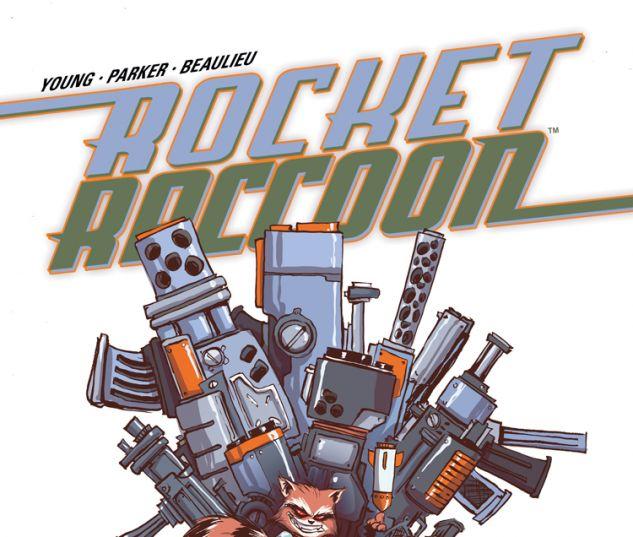 ROCKET RACCOON 10 (WITH DIGITAL CODE)