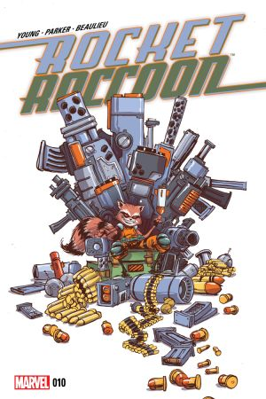 Rocket Raccoon (2014) #10