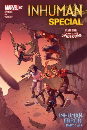 Inhuman Special #1