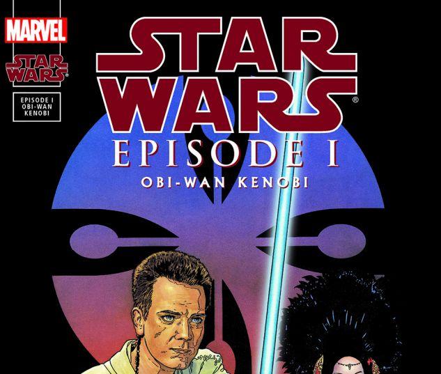 Star Wars: Episode I - Obi-Wan Kenobi (1999) #1