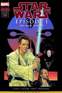 Star Wars: Episode I - Obi-Wan Kenobi #1