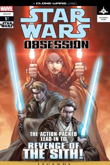 Star Wars: Obsession (2004) #1