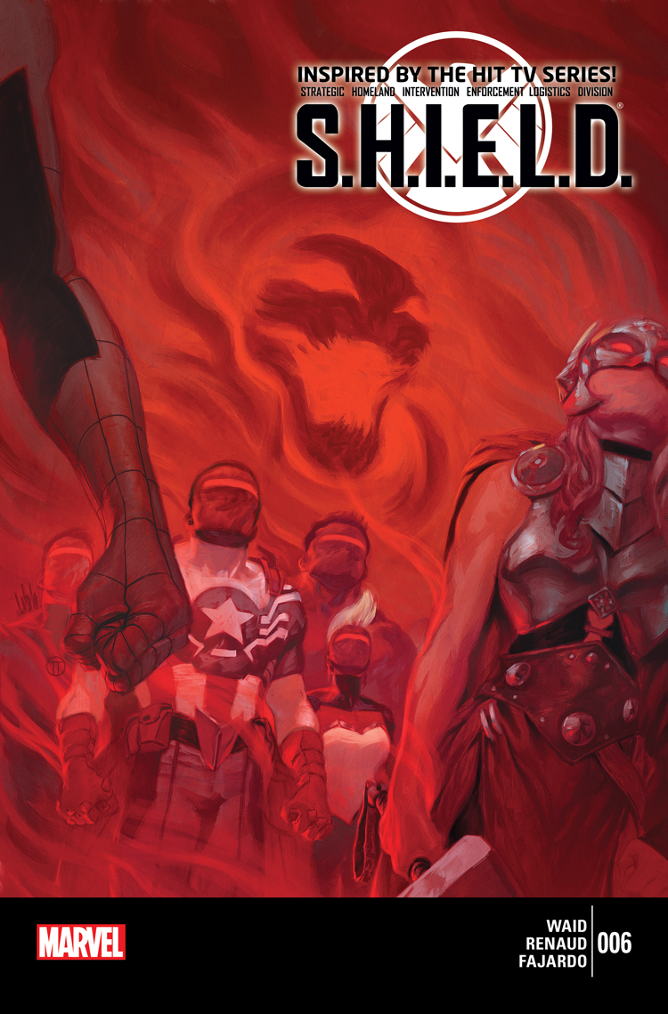 S.H.I.E.L.D. (2014) #6