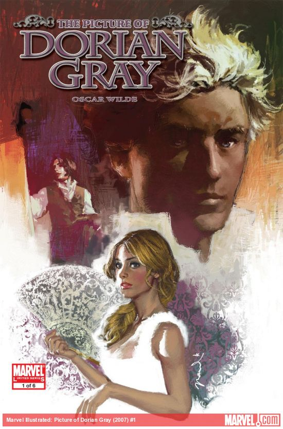 Marvel Illustrated: Picture of Dorian Gray (2007) #1