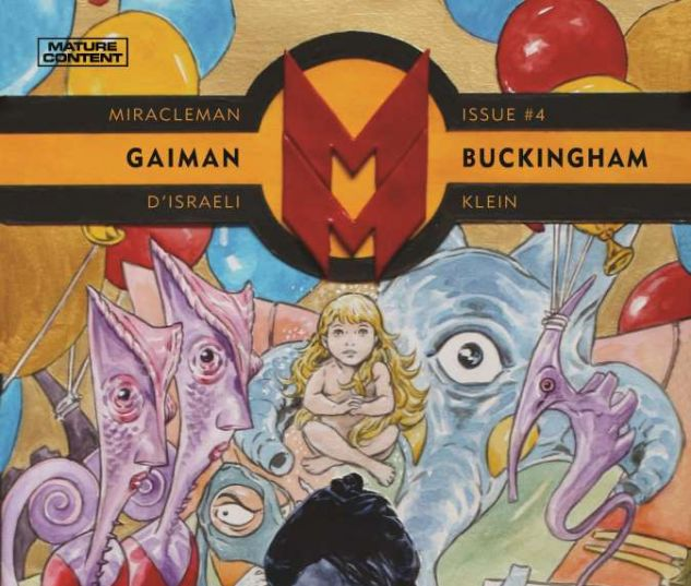 Miracleman by Gaiman & Buckingham (2015) #4